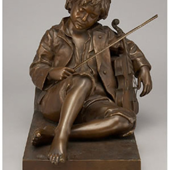 Leon Tharel- Idle Fiddler