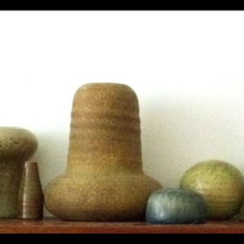Another Mobach Ceramics Display (Jaan Mobach, Piet Knepper, Joke Stroes,..)