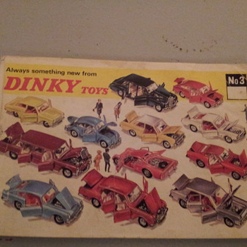 Dinky Toys No.3  1967 Catalogue.