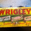 Wrigley&#039;s Gum sign...