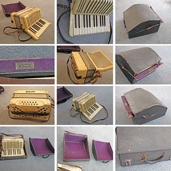 Salanti Accordion - Musical Instruments