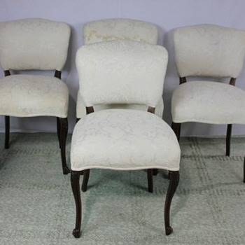 French dining room chairs? - Furniture