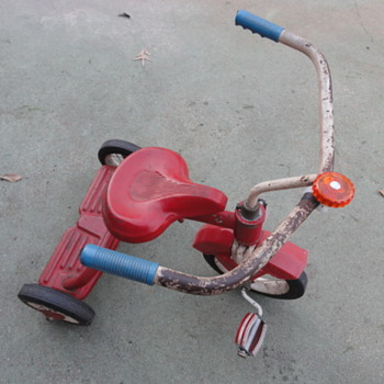 Vintage tricycle - Sporting Goods