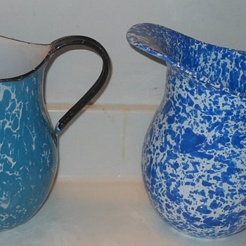 Graniteware Pitcher - Kitchen