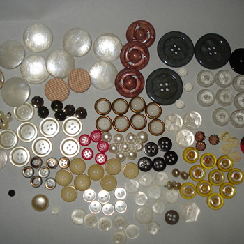BUTTONS COLLECTION - Sewing
