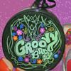 #27 ~ Original 1960s GROOVY BABY Hippie Folk Art Vinyl Hat Case  +  #28