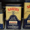 Sauer&#039;s Selected Spices Tins (for you caleb20)