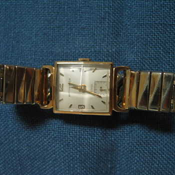 1950&#039;s wittnauer watch