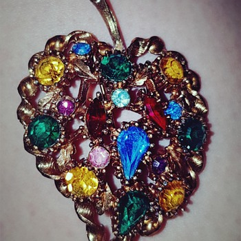 Love the colors in this one! - Costume Jewelry