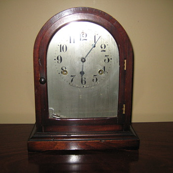 My Antique Clock