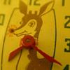 1947 Rudolph Red Nose Reindeer Watch By Ingraham