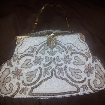 microbead antique purse? I