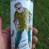 1963 Universal Pictures Co. WOLFMAN Glass in Mint condition from Goodwill