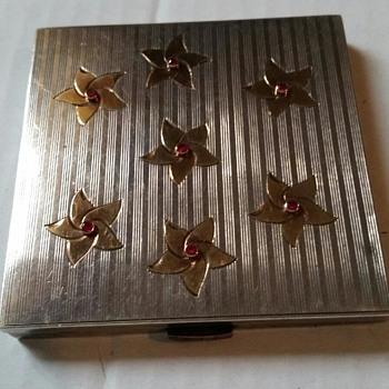 Vintage Sterling Cigarette Case