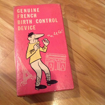 French birth control - Games