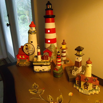 my big and little light houses