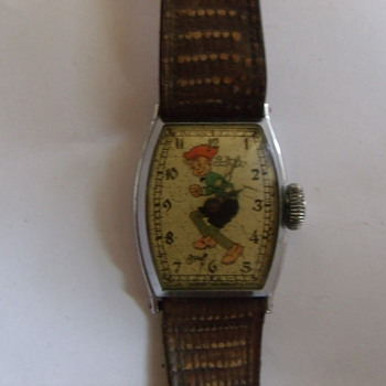 1935 Smitty Wristwatch from chevy59