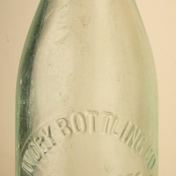 Ivory Bottling Co.  (St. Louis, Mo) - Bottles