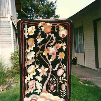Tree of Life Rug - Rugs and Textiles