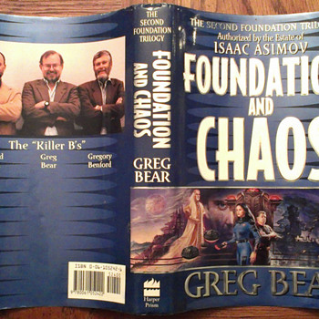 Foundation and Chaos (second Foundation trilogy book 1) - Books