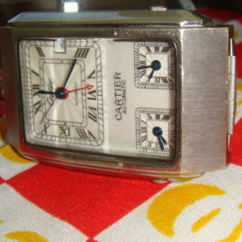 How do I know this is a real Cartier - Wristwatches