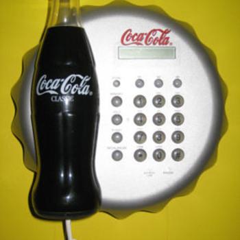 Coca-Cola Phone - Coca-Cola