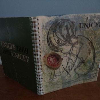 1969 Unicef Calendar