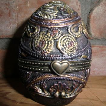 An Egg Not Scrambled.