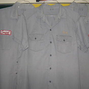 Suncrest Farms ,  Bethlehem (Butztown) Pa. , work uniforms - Mens Clothing
