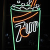 7UP Neon Sign