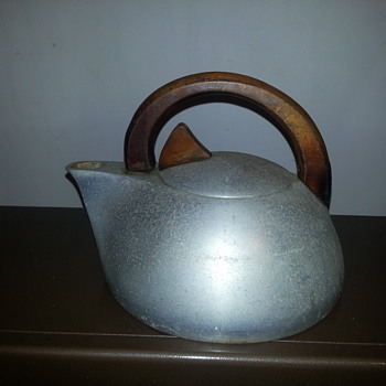 PIQUOT K3 KETTLE ART DECO ORIGINAL - Art Deco