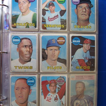 Baseball and Football card collection - Baseball