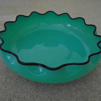 Kralik Tango Glass Bowl.