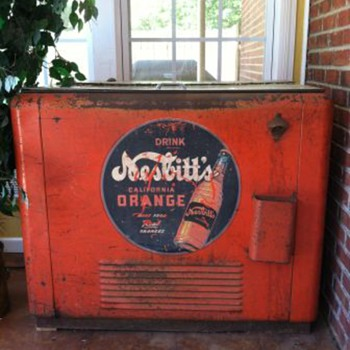 Nesbitt's Cooler - Advertising