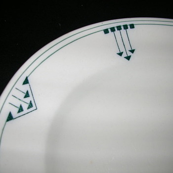 Platter No. 2 - China and Dinnerware
