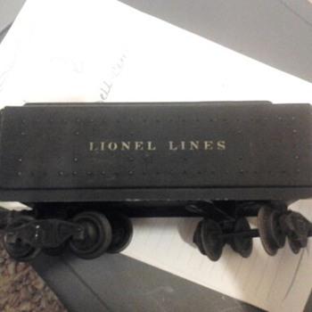 lionel lines train