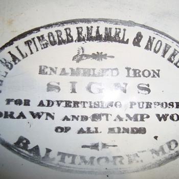 1914 porcelain   plate  maine