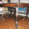 Rescued dining table