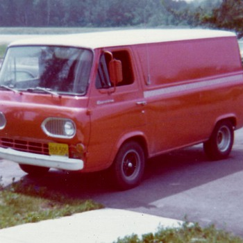 Here is My Van I drove in 70's :-) Peace and Love !  - Classic Cars