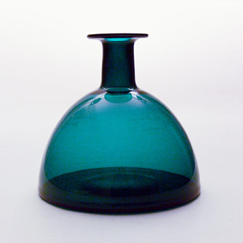 GRØNLAND, Per Lütken (Holmegaard, 1960) - Art Glass
