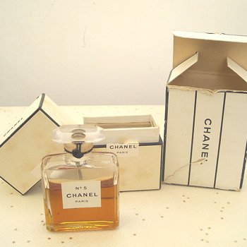 Chanel No5 - Bottles