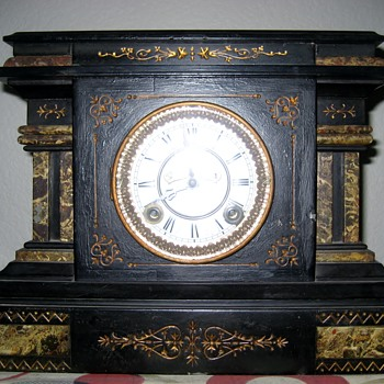 Inherited Mantel Clock