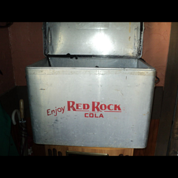 Red Rock Cronstroms Cooler