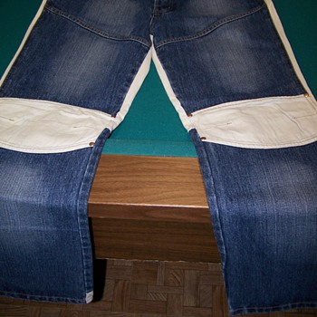 ZHUONENG Jeans  - Vintage Jeans dont know what they are????