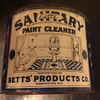 Betts Sanitary Paint Cleaner...