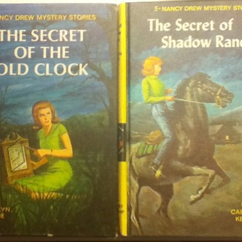 """Nancy Drew"" Books"