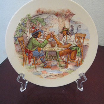 AMBASSADOR WARE - ENGLAND  PART 2 / DATES 1933 - China and Dinnerware