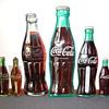 1960's Coca-Cola Bottle Sign