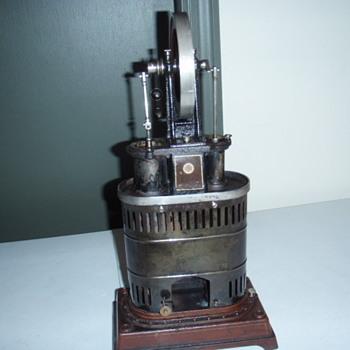 "Carette ""Toy""  hot air engine - circa 1910"