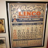 1936 Linco Motor Oils Calendar